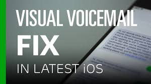 visual voicemail not working android visual voicemail broken or disappeared how to fix it