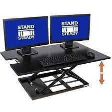 Stand Up Desk Height Mixxci Com X Elite Pro Xl 36 U201d Standing Desk Height Adjustable