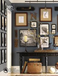 Pottery Barn Living Room Ideas by Pottery Barn Australia Summer 2013 Catalog Memory Wall Mercury