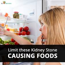 don u0027t want a kidney stone limit these kidney stone causing foods