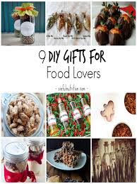 13 gift ideas for kitchen lovers 9 diy gift ideas for food lovers