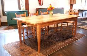 Shaker Style Dining Room Furniture Shaker Style Dining Table Dining Room Ideas