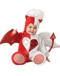 Devil Angel Halloween Costumes Trouble Baby Costume Spirithalloween
