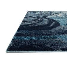 Polypropylene Area Rugs by Loloi Dreamscape Rug Indigo U0026 Blue Dm 13 Contemporary Area Rugs