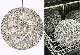 Crystal Chandelier Ball Positive Metaphors Chandelier Culture Prismatic Entanglements