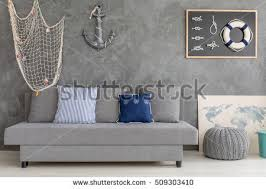 Nautical Sofa Nautical Home Stock Images Royalty Free Images U0026 Vectors