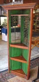 scaffali fai da te idee per riciclare le vecchie persiane foto 14 38 nanopress donna