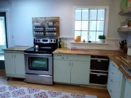 Kitchen Cabinets Refinished Kitchen 1950 U0027s Metal Cabinets Refinished Youngstown