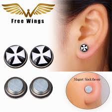 magnetic earrings for men ear cuff magnetic earrings for men without piercing no
