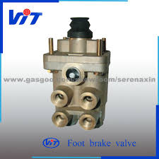 for van man air brake parts foot valve mb4434 oemno mb4434