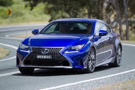 lexus rc 200t australia 2016 lexus rc200t review caradvice