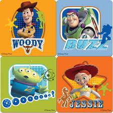 toy story 3 sticker giggletimetoys