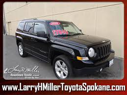 jeep patriot suspension used 2016 jeep patriot latitude for sale in spokane wa vin
