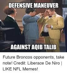 Broncos Defense Memes - 25 best memes about aqib talib aqib talib memes