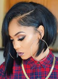 sew in 25 side part sew in styles and how to sew in tutorial