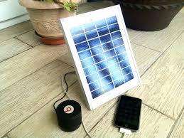 Build A Charging Station Diy Portable Usb Solar Charger 20 4 Ports 5 Steps With