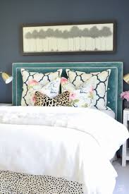 awesome navy blue headboard also queen size tall tufted