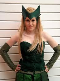Enchantress Halloween Costume Cosplay Island Costume Caranth Enchantress