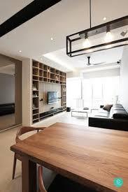 Home Interior Design Lighting Unity Interior Sengkang Living Room Home Decor Pinterest