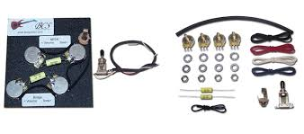 bcs guitars wiring upgrade for epiphone and import les pauls bcs