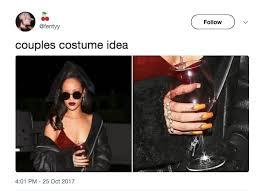 Internet Meme Costume Ideas - the couples costume idea meme is pure art the fader