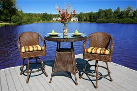 High Top Patio Furniture by Patio Furniture How To Build High Top Table Glf Home Pros Amazing