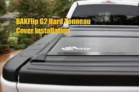 Dodge Ram 3500 Truck Cover - bakflip g2 hard tonneau cover installation dodge ram youtube