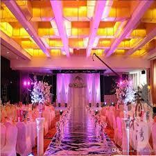 Wedding Backdrop Gold 10m Roll 1 2 M Wide Luxury Wedding Backdrop Decor Mirror Carpet