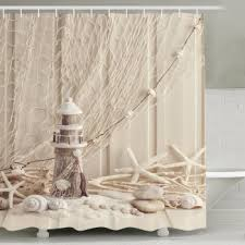 Beachy Shower Curtains Trend Of Beachy Shower Curtains And Best 20 Shower Curtains