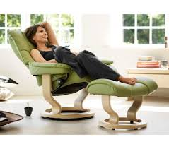 Comfortable Recliners Reviews Stressless Mayfair Classic Recliner U0026 Ottoman From 2 595 00 By