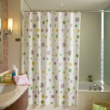Bathroom Plastic Curtains Aliexpress Buy Home Decoration Bathroom Shower Curtain