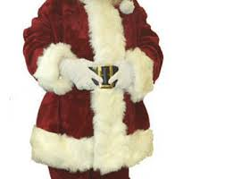 santa claus suits santa claus costume etsy