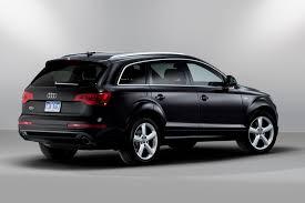 audi q7 interior parts 2013 audi q7 overview cars com