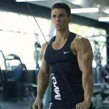 Arm Cross - jason wittrock s your arms up workout