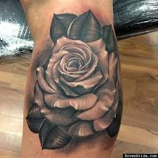 black rose hand tattoo by ink slingers fred flores brownpride