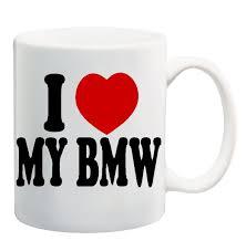 amazon com i love my bmw mug cup 11 ounces bmw coffee mug