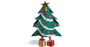 tree with shoe boxes costume buycostumes
