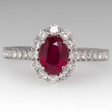 ruby and engagement rings ruby rings july birthstone eragem
