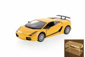 lamborghini gallardo superleggera yellow diecast car accessory package lamborghini gallardo