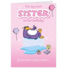 sister ecards funny online birthday invitations kids free