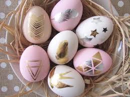 metallic easter eggs how to make temporary tattoo easter eggs hobbycraft