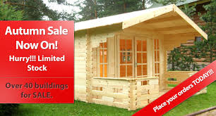 Summer Garden Houses - garden sheds wooden workshops sun houses garden offices log