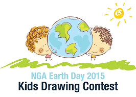 nga earth day 2015 kids drawing contest