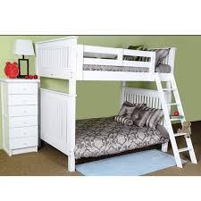Banff Twin Full Queen Bunk Beds Canadian Wood Bunk Beds - Wood bunk beds canada