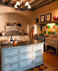 cuisine classique chic cuisine cuisine de style provenã al classique en bois peinte