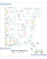 Model House Plans August 2010 Kerala Home Design And Floor Plans
