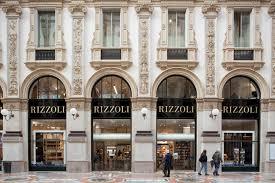 google milan rizzoli bookstore in galleria victor manuelle ii milan italy