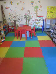 organised ideas to set up a play room for a family day care