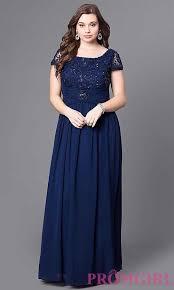 chic and elegant navy illusion short dress plus size prom 51 86