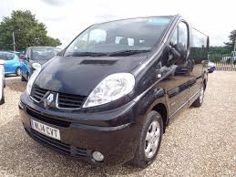 renault master minibus used renault trafic cars for sale motors co uk